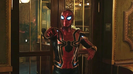 《蜘蛛侠:英雄远征》正式预告,荷兰弟再度穿上钢铁蜘蛛侠战衣