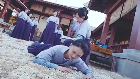 锦绣未央:李未央教训刁蛮女,拓跋浚在门外却不敢进去