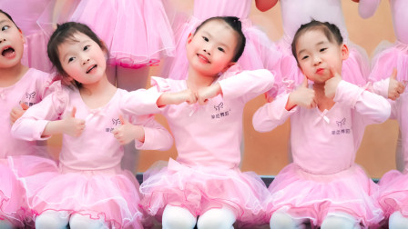点击观看《最新幼儿舞蹈 可爱萌宝舞蹈表演》