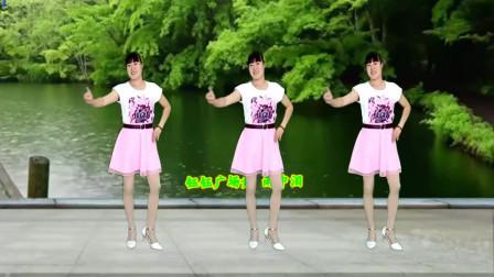 点击观看《32步广场舞教学雨中泪 追夢玉兒中老年人舞蹈教程》