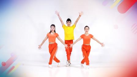 点击观看《美女学跳动感健身舞飞 糖豆广场舞课堂视频大全》