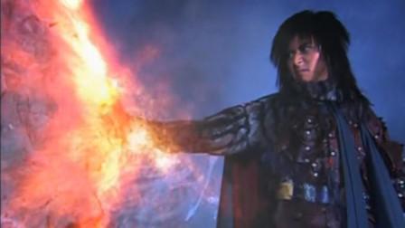 风云2:断浪为了夺两仪剑法,不惜动用火麟剑,火龙一出灭人全派