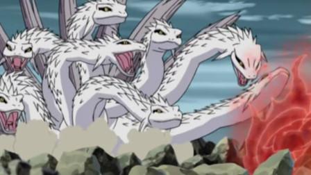 火影忍者:八岐大蛇参上,十拳剑堪称火影最强封印武器!