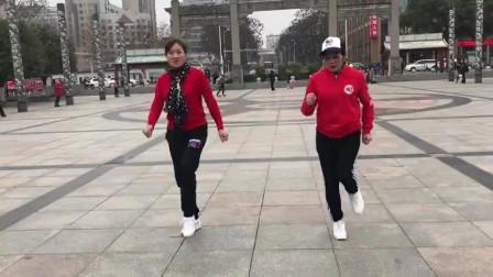 24步鬼步舞基础视频 双人曳步舞基础练习