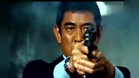 日本老电影:1976年《追捕》原声主题曲「杜丘之歌」,好听!