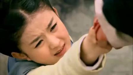 陆贞传奇:陆贞高湛被人追杀,陆贞不慎掉入悬崖,好危险!