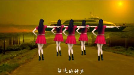 水兵舞32步教学分解 老歌涛声依旧广场舞视频教程