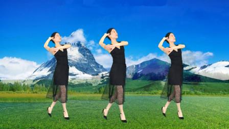 农村媳妇舞蹈视频 新生代广场舞站着等你三千年