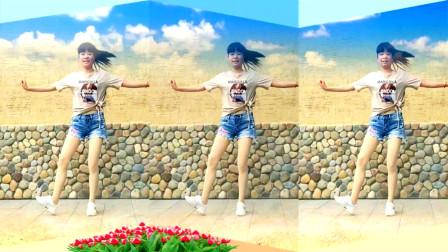 广场减肥舞32步 蹦迪摇每天跳暴汗瘦身没有问题