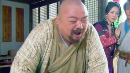 笑傲江湖:令狐冲不小心摊上大事,害光头佬连