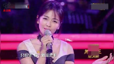 刘涛的声音太美艳了,翻唱《女人花》一开嗓简直不敢相信是她唱的