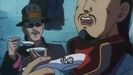 女子刚说完冷的麻婆豆腐怎么会好吃,评审们表示十分够烫!