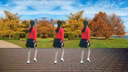 最新32步广场舞,网络流行舞曲《月下情缘》附分解