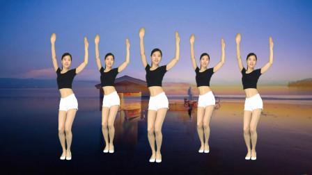 减肥健身操《Day By Day》 就这这么能瘦腰的舞蹈