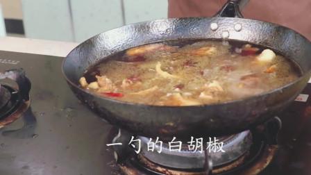 饭店必点美食粉皮炖鸡, 教你在家轻松做出来, 味道堪比饭店!