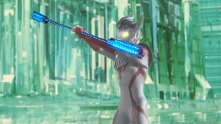 艾克斯拥有怪兽装甲,泰迦会不会也使用这几个怪兽的武器呢!