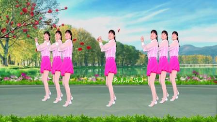 点击观看《广场舞32步怎么爱都爱不够 河北青青口令教学分解》