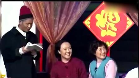 赵本山唯一的一次演小品笑场,宋小宝也没忍住,简直太逗了