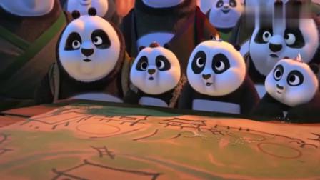 功夫熊猫:有什么吃什么来多少吃多少?这可是标准吃货最起码的修养