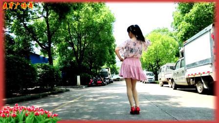 一步一步学跳广场舞 麦芽慢动作口令分解爱如星火