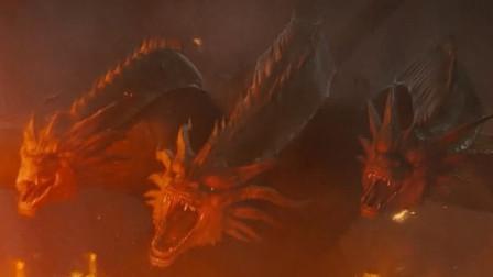 《哥斯拉2:怪兽之王》终极预告,四大怪兽大战惊天动地