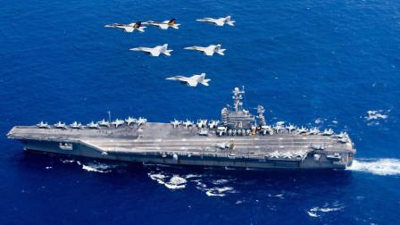 两艘航母数百架战机压境,伊朗只剩下一个选择,或重蹈伊拉克覆辙