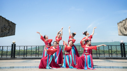 适合零基础女生跳的舞秋风叹 中国民族古典舞视频