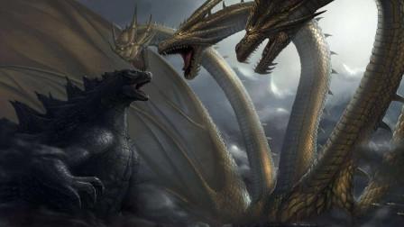 《哥斯拉2:怪兽之王》即将上映,四大巨型怪兽大乱斗!