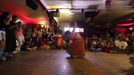 印度歌舞:帝国双璧中舞蹈的另一种打开方式,看完观众全部鼓掌