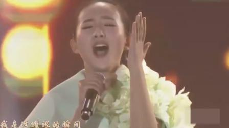 汪峰小徒弟张钰琪长大了!为爱PK张靓颖,谁更能诠释朴树这首歌?