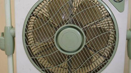 去年的电风扇太脏怎么办?教你一个清洗小妙招,洗完和新买的一样
