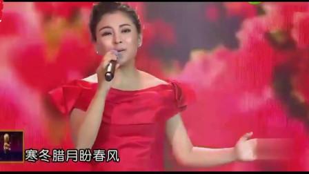凭歌声走出大山的歌唱家,阿鲁阿卓再唱红色经典《映山红》,太惊艳了