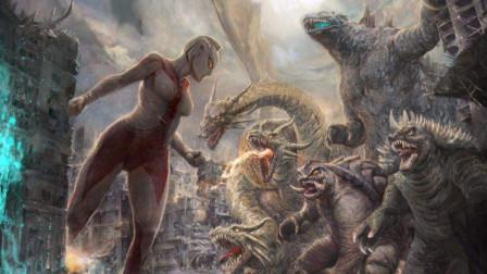 《哥斯拉2》和奥特曼是孪生?#20540;埽?#37117;在保护地球,下部将大战金刚
