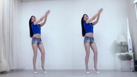 点击观看《青青世界3分钟强力瘦身操 暴汗排毒好身材舞蹈》