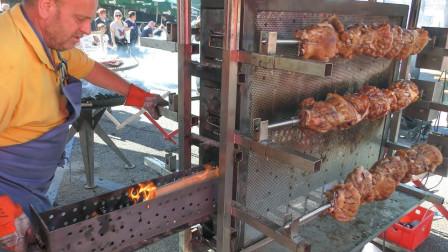 """中国吃货都要""""认输"""",德国人太疯狂:吃猪肉,我们是认真的!"""