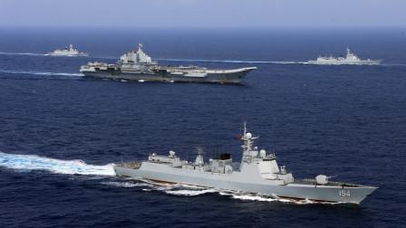 航母大驱只是开始,中国海军让各国刮目相看,专家称这是中国速度