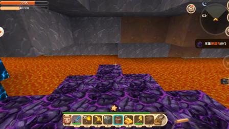 这个矿洞里好穷
