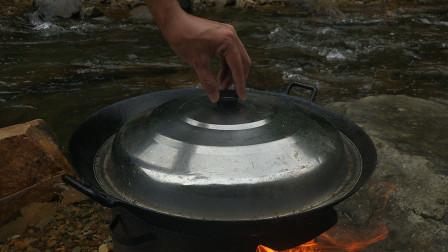 鸡蛋吃了多年,头一次见这吃法,拿开锅盖那一刻,整个人看饿了