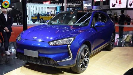 三度更名后金康SERES SF5电动车新款曝光,搭载120kW驱动电机!