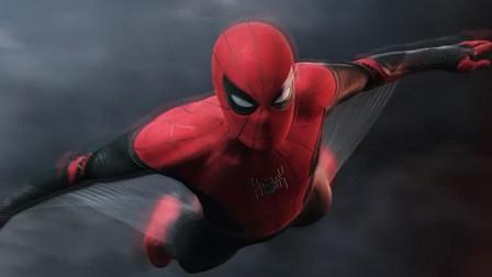《蜘蛛侠:英雄远征》中国内地定档预告,世界需要你这样的人