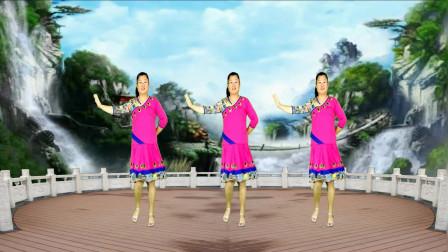 韵律健身广场舞《下一次相遇》动感时尚又大方,一起来跳吧!