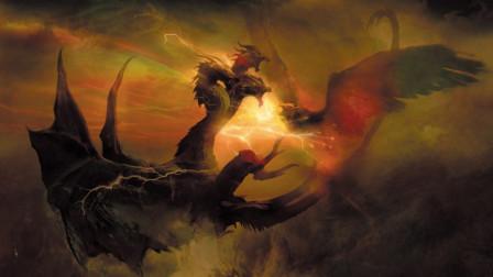 哥斯拉2:女主唤醒怪兽?#28023;?#20154;类叫醒哥斯拉,魔斯拉变身巨兽女神