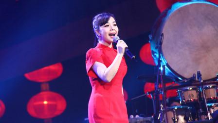 王二妮一首《鼓动天地》,唱出了陕北味,高音也是很惊艳!