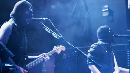 全球最强硬核摇滚乐队,拿奖拿到手软,现场上万人嗨翻了天!