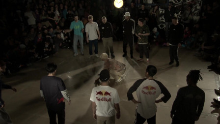 红牛全明星 vs East Bloc Squad [RedBull BC One 2019 俄罗斯赛区]