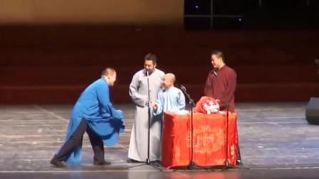 陶阳小时候应观众要求唱《忐忑》,阿陶的安全岳云鹏来守护