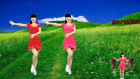 活力健身舞小水果教学 燕子分解超仔细