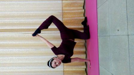拉升筋脉舞蹈你是我心底的烙印 洁琼这是跳的健身瑜伽么