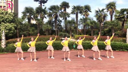 时尚32步广场舞教学爱情的力量 美久老师慢动作详细讲解
