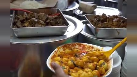 香港街头美食,看着都有些流口水了!
